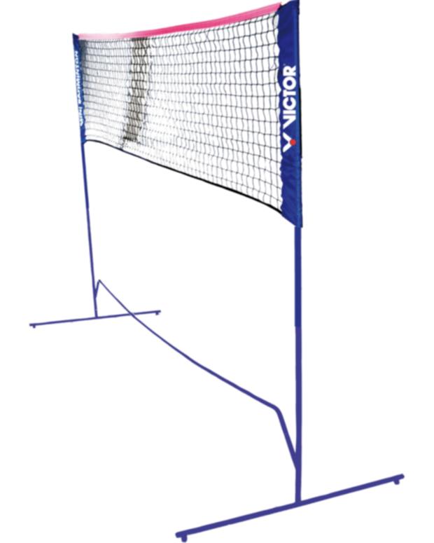 Badmintonová síť VICTOR 2017 Mini Badminton Net (multifunkční síť) blue