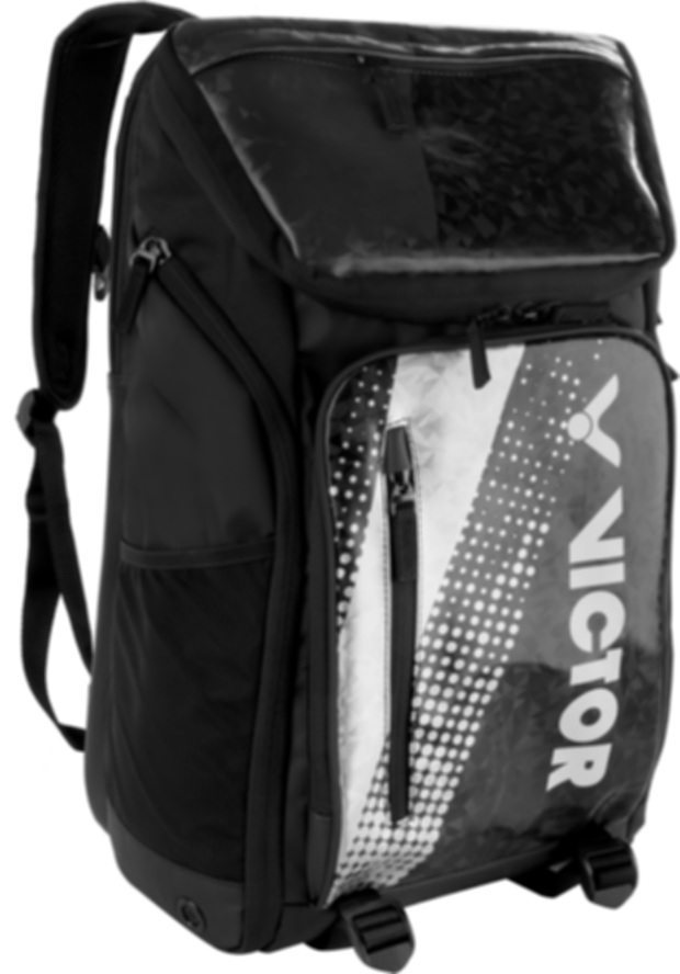 Batoh VICTOR 2020  Rucksack BR9008 black/silver