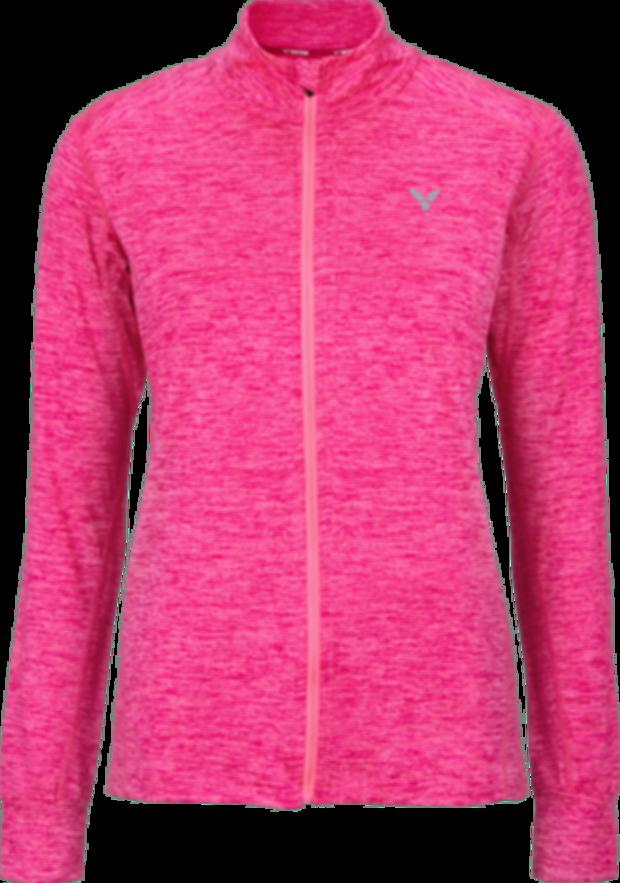 Dámská mikina VICTOR 2020  Longsleeve 5929 pink mélange