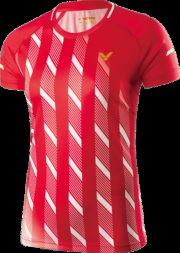 Dámské tričko VICTOR 2020  Shirt Denmark Female 6609
