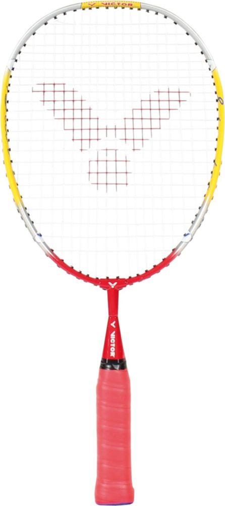 Dětská badmintonová raketa VICTOR 2011 Starter (43 cm) Red/Yellow/Silver