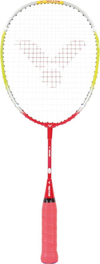 Dětská badmintonová raketa VICTOR 2017 Advanced (53 cm) red/green (bez obalu)