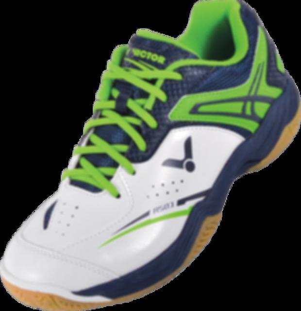 Pánská sálová obuv VICTOR 2018 A501 white/green