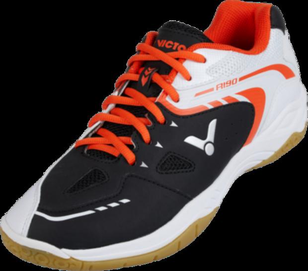 Pánská sálová obuv VICTOR 2020  A190 black/white