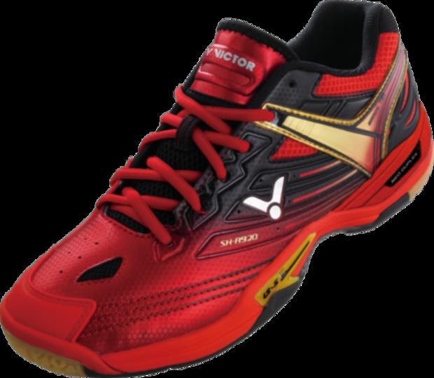 Pánská sálová obuv VICTOR 2020  SH-A920 red