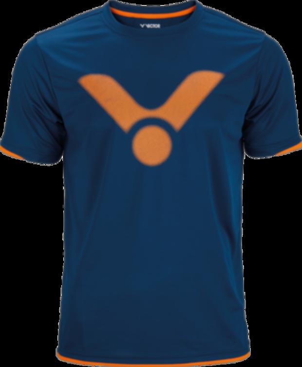 Pánské tričko VICTOR 2018 T-Shirt 6488 blue