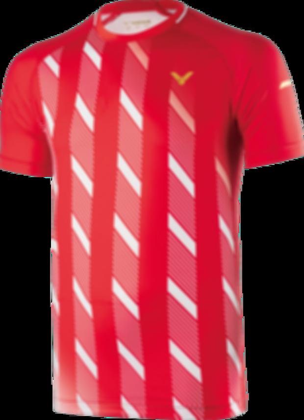 Pánské tričko VICTOR 2020  Denmark Unisex 6599