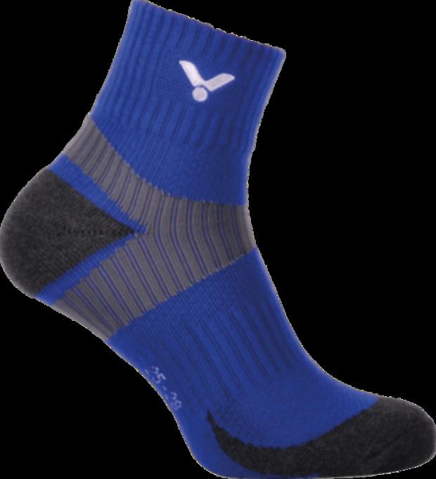 Ponožky VICTOR 2018 Socks SK 139 blue (25 - 28 cm)