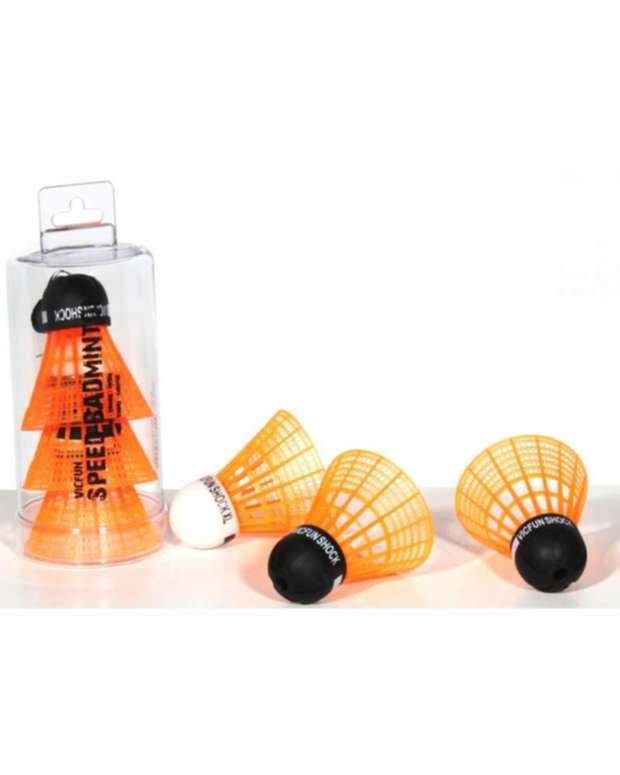 Speed-badmintonový míč VICFUN Shock Tube á3