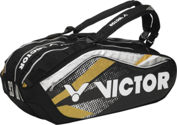 Taška na rakety VICTOR 2020  Multithermobag BR9308 black/gold