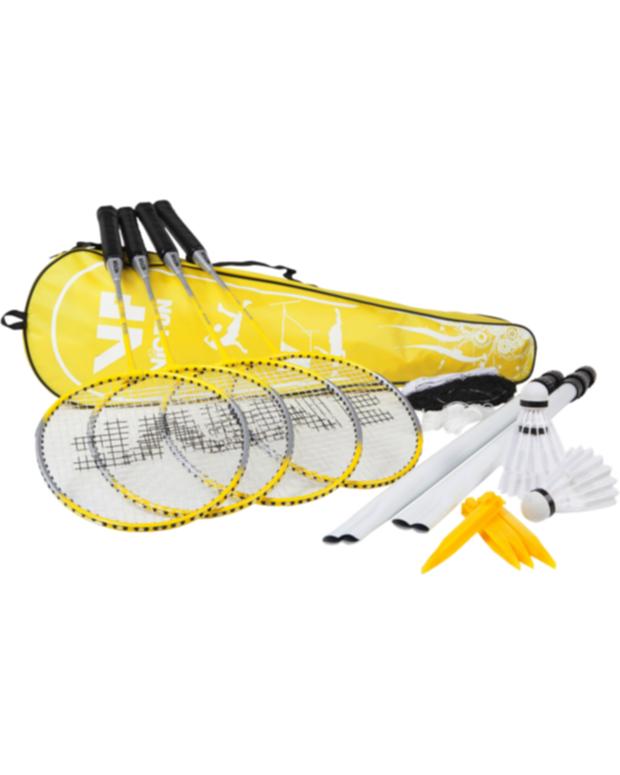 VICFUN Badmintonový set Set A Complete